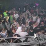 Hradec Králové MC Level super atmosféra Dancepárty 2012