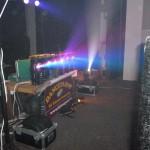 Bezno sound EV Voice and lighting Robe, SGM 14.4.2012
