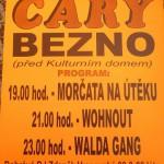 Pozvánka na Čarodějnický program Bezno u Mladé Boleslavi 30.4.2012