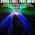 plakát Dance party