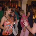 Dancepárty pro VFN Praha …už od roku 2000  Restaurant  La Terrassa Janáčkovo nábřeží Praha 5