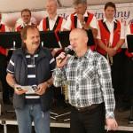 Pivní slavnosti v Kácově 2.6.2012 s obchodním ředitelem s ing. Janem Matějkou