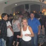 Divadelní klub Liberec –pravidelné Oldies Párty 2012