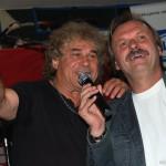 S letitým kamarádem bubeníkem Jirkou Langem