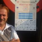 Opět na tenisovém Mistrovství republiky Rieter Cup  večírek v rest, Bohémia  Česká Třebová