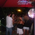 Tradiční tenisová Dancepárty v restaurantu Bohémia Česká Třebová 4.7.2012