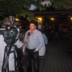 Rozhovor s ředitelem Rieter CZ Janem Lustykem –tradiční večírek 4.7.2012 Česká Třebová