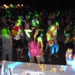 Tisová 2012 girl - Robe lighting