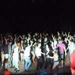 Tisovské Dance Party 2012 s fantastickou atmosférou Robe lighting