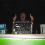 MC Syrovanda Sobotka, pravidelná Dance Party léto 2012