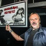 MC Žebrák Dancepárty 1x měsíčně 29.9.2012 -pozvánka
