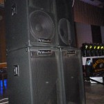 Strenice sound EV Voice 8 boxů  13.10.2012