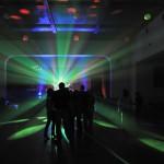 Strenice Oldies Party Robe lighting  13.10.2012