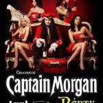 Captain Morgan Party 3.11.2012