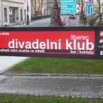 Liberec – Divadelní klub 'Jediná a nejlepší originální retro muzika v Liberci'