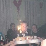 Cholenice u Kopidlna 1.12.2012 privat párty