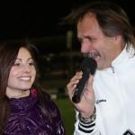 Hradec Kralove s vitezkou Miss Internet rozhovor 18.11.2012