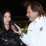 Hradec Kralove s Dianou Mazanikovou 18.11.2012
