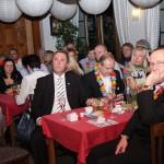 Havaj Party FC Hr.Králové 12.12.2012 a vedení města/ zprava primátor Zd.Fink/