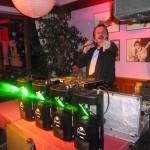 Dance Party a moderace –večírek FC Hradec Králové Restaurant Duran 12.12.2012 sound Dynacord