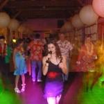 Výuka samby 'Havaj Party' FC HK 12.12.2012