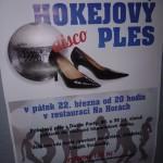 Česká Třebová – Ples hokejistů 22.3.2013