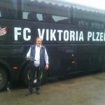 Hradec Králové – FC Viktoria Plzeň 1.6.2013 moderace poločasového programu