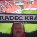 Praha SynoTip Aréna - já a sestup FC HK z Gambrinus ligy