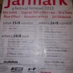 Reklamní plakát Sobotka 2013