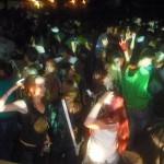 Tisová 2013  Robe lighting a super atmosféra 26.7. a 29.8.2013