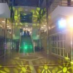Den Univerzity Hradec Králové 14.9.2013 aula   Robe lighting