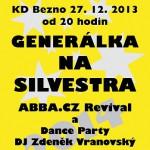 Bezno Generalka na Silvestra 27.12.2013